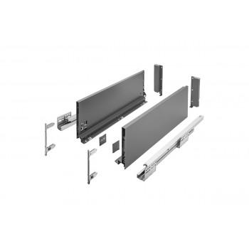 Купить Выдвижная система AXIS PRO l-400 мм высокий H167 Графит AXIS PRO графит GTV выдвижные ящики от GTV