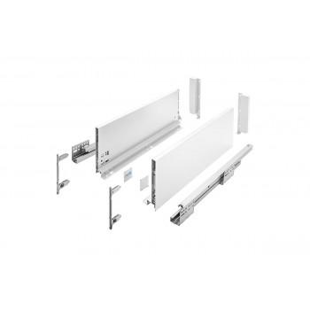 Купить Выдвижная система AXIS PRO l-550 мм высокий H167 Белый AXIS PRO белый GTV выдвижные ящики от GTV