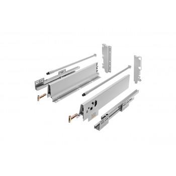 Купить Выдвижная система MODERN BOX L-400 высокий Мodern BOX серый GTV выдвижные ящики от GTV