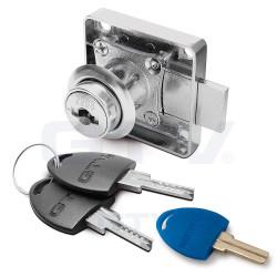 Ключ GTV к замку цифрового 138 Голубой
