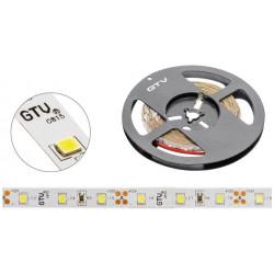 Стрічка світлодіодна GTV Flash 2835 60 діодів на 1м 6W т/б бухта 50м