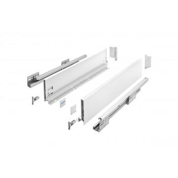 Купить Выдвижная система AXIS PRO l-500 мм средний H116 Белый AXIS PRO белый GTV выдвижные ящики от GTV