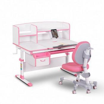 Купить Детский стол парта Mealux Evo-kids Evo-50 PN ДЕТСКАЯ СТОЛ-ПАРТА от Школьная мебель Mealux