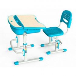 Детские столы парты Mealux Evo-kids Evo-02 B без лампы(Уценка)