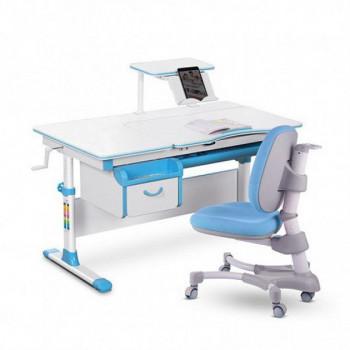Купить Детские столы и парты Mealux Evo-kids Evo-40 BL ДЕТСКАЯ СТОЛ-ПАРТА от Школьная мебель Mealux