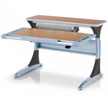 Купить Детская парта купить Mealux Harward + box BD-333 BG/B+box ДЕТСКАЯ СТОЛ-ПАРТА от Школьная мебель Mealux