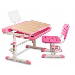 Купить детский стол парту Mealux Evo-kids Evo-04 P XL клен