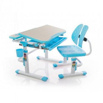 Купить Детские письменные столы и парты Mealux Evo-kids Evo-05 BL ДЕТСКАЯ СТОЛ-ПАРТА от Школьная мебель Mealux