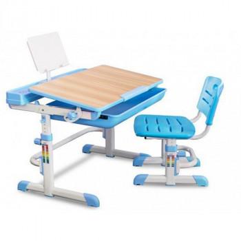 Купить Купить детский стол парту Mealux Evo-kids Evo-04 B XL клен ДЕТСКАЯ СТОЛ-ПАРТА от Школьная мебель Mealux