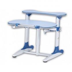 Детские парты купить Mealux Milan BD-306 WB Blue