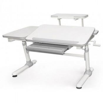Купить Детские столы и парты Mealux Evo-kids Darwin (с полкой) Evo-502 G+полка Evo-513 ДЕТСКАЯ СТОЛ-ПАРТА от Школьная мебель Mealux