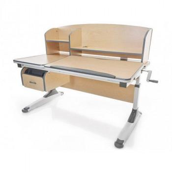 Купить Детская стол парта Mealux Bruno Evo-420 MG ДЕТСКАЯ СТОЛ-ПАРТА от Школьная мебель Mealux