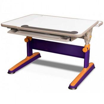 Купить Детский стол парта Mealux Santiago BD-315 MC/OR ДЕТСКАЯ СТОЛ-ПАРТА от Школьная мебель Mealux