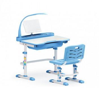 Купить Детские столы парты Mealux Evo-kids Evo-17 BL ДЕТСКАЯ СТОЛ-ПАРТА от Школьная мебель Mealux