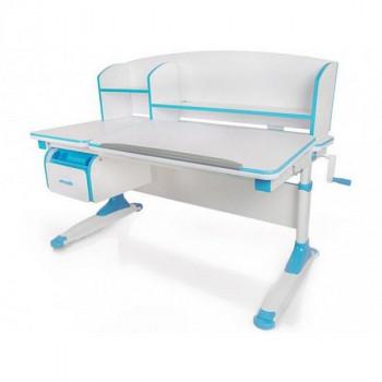 Купить Детская стол парта Mealux Bruno Evo-420 WB ДЕТСКАЯ СТОЛ-ПАРТА от Школьная мебель Mealux