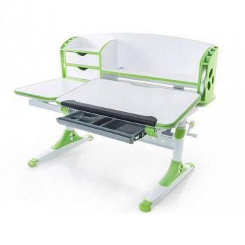 Купить Детская парта Mealux Evo-kids Aivengo - L  Green (Evo-720 WZ) ДЕТСКАЯ СТОЛ-ПАРТА от Школьная мебель Mealux