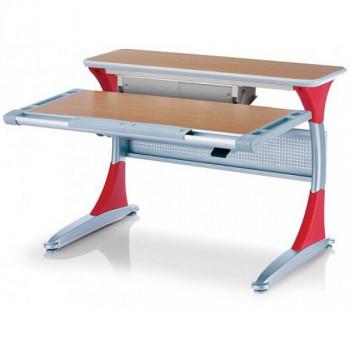 Купить Детская парта купить Mealux Harward + box BD-333 BG/Z+box ДЕТСКАЯ СТОЛ-ПАРТА от Школьная мебель Mealux