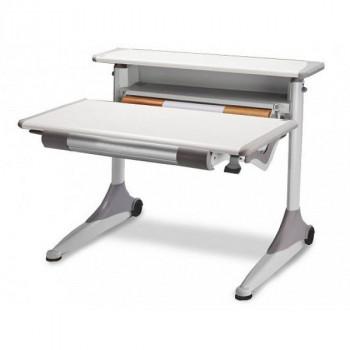 Купить Детские столы и парты Mealux Grand BD-300 White ДЕТСКАЯ СТОЛ-ПАРТА от Школьная мебель Mealux