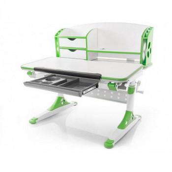 Купить Детская стол парта Mealux Evo-kids Aivengo - M  Green (Evo-700 WZ) ДЕТСКАЯ СТОЛ-ПАРТА от Школьная мебель Mealux