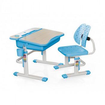 Купить Детский стол парта Mealux Evo-kids Evo-03 BL ДЕТСКАЯ СТОЛ-ПАРТА от Школьная мебель Mealux