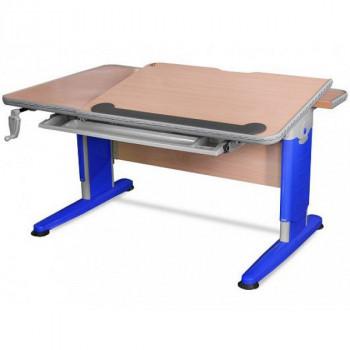 Купить Детские письменные столы и парты Mealux Detroit BD-320 NT/B ДЕТСКАЯ СТОЛ-ПАРТА от Школьная мебель Mealux