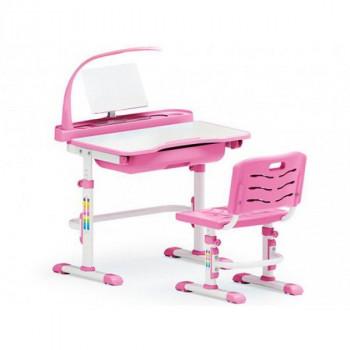 Купить Детские столы парты Mealux Evo-kids Evo-17 PN ДЕТСКАЯ СТОЛ-ПАРТА от Школьная мебель Mealux