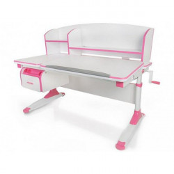 Детская стол парта Mealux Bruno Evo-420 WP