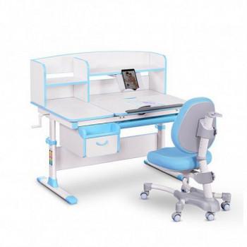 Купить Детский стол парта Mealux Evo-kids Evo-50 BL ДЕТСКАЯ СТОЛ-ПАРТА от Школьная мебель Mealux