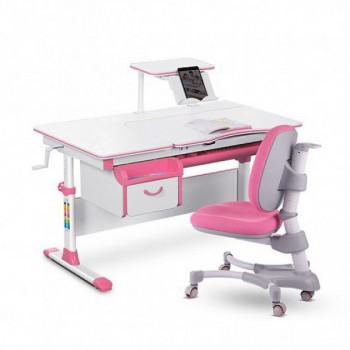 Купить Детские столы и парты Mealux Evo-kids Evo-40 PN ДЕТСКАЯ СТОЛ-ПАРТА от Школьная мебель Mealux