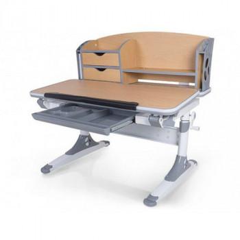 Купить Детская стол парта Mealux Evo-kids Aivengo - M Maple (Evo-700 MG) ДЕТСКАЯ СТОЛ-ПАРТА от Школьная мебель Mealux