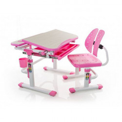 Детские письменные столы и парты Mealux Evo-kids Evo-05 PN