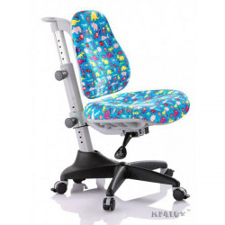 Детское стул кресло Mealux Match Y-527 BN