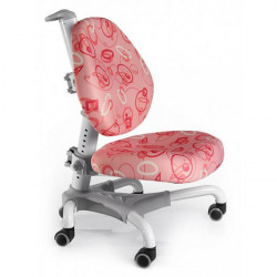 Детские компьютерные стулья кресла Mealux Champion Y-718 WP