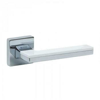 Купить Дверные ручки LARISSA 100 RO11 CR-CR-AL7 ДВЕРНЫЕ РУЧКИ от Дверные ручки System (Турция)