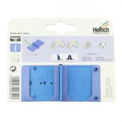 Шаблон MultiBlue универсальный для петель и монтажных планок (351) Hettich