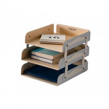 Купить Лоток для бумаг Mealux Comf-Pro KS-05 G КАНЦТОВАРЫ ДЛЯ ШКОЛЫ от Школьная мебель Mealux