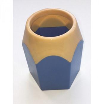Купить Пенал для карандашей Mealux KP-02 стаканчик Blue КАНЦТОВАРЫ ДЛЯ ШКОЛЫ от Школьная мебель Mealux