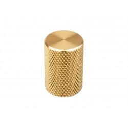 Ручка кнопка Virno Lines 407 золото