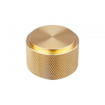 Купить Ручка кнопка Virno Lines 407/16 золото КНОПКИ от Мебельная фурнитура Virno Style