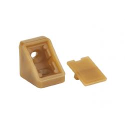 Уголок мебельный одинарный пластиковый GIFF бук бавария