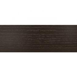 Мебельная кромка D13/2 Лимба шоколадная 22х0,6