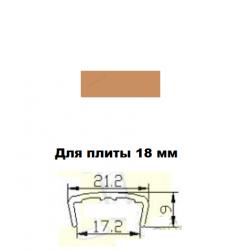 С образный профиль 18 мм №204