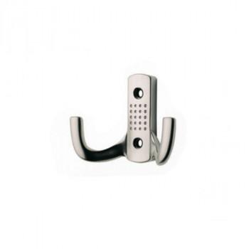Купить Крючки на стену DW 341 G5 Z 341 G5 матовый никель КРЮЧКИ МЕБЕЛЬНЫЕ от Мебельная фурнитура ДС