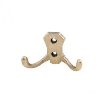 Купить Крючки мебельные DW 89 G4 бронза старая КРЮЧКИ МЕБЕЛЬНЫЕ от Мебельная фурнитура ДС