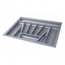Лоток для столовых приборов 700мм серый ДС
