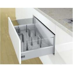 Органайзер для приборовOrgaStore 600 500*L500 Серебро