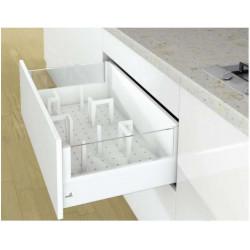 Органайзер для вилок и ложекOrgaStore 600 800*L500Белый