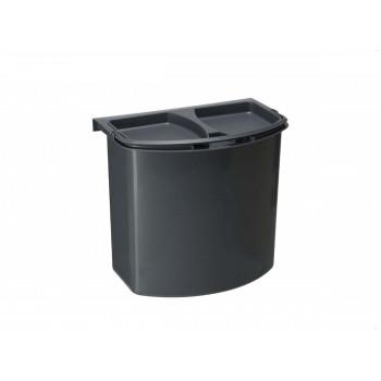 Купить Контейнер для мусора PELIKAN 7 л КОНТЕЙНЕР ДЛЯ МУСОРА от Мебельная фурнитура Pelikan (Турция)