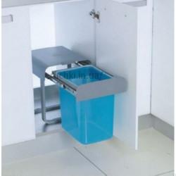 Встроенное мусорное ведро для кухни STARAX 16 л