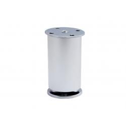 Ножки для кровати металлические GIFF NA11 Т1 Н=150 алюминий